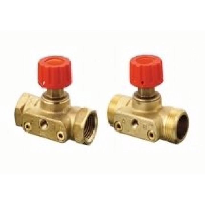 Балансировочный клапан Danfoss ASV-M Ду40 003L7695