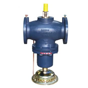 Клапан балансировочный Danfoss AB-QM Ду125 с измерительными ниппелями фланцевый 003Z0705