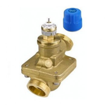Балансировочный клапан Danfoss AB-QM Ду15 без измерительных ниппелей 003Z1202