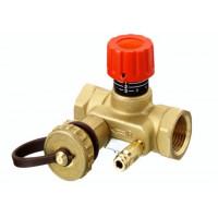 Ручной балансировочный клапан Danfoss MNT Ду25 с внутренней резьбой 003Z2333