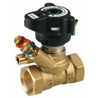 Ручной балансировочный клапан Danfoss MSV-BD Ду25 003Z4003