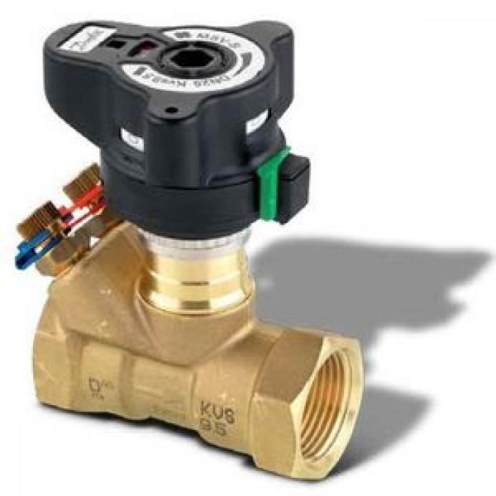 Балансировочный клапан р/р LENO MSV-O, Danfoss, Ду15 003Z4020