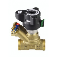 Ручной балансировочный клапан Danfoss MSV-BD с наружной резьбой Ду15 003Z4101