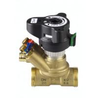 Ручной балансировочный клапан Danfoss MSV-BD с наружной резьбой Ду20 003Z4102