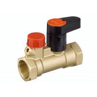 Ручной запорный клапан Danfoss MSV-S с наружной резьбой Ду 15 003Z4111