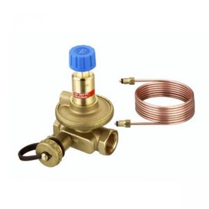 Балансировочный клапан ASV-PV с внутренней резьбой, Danfoss, Ду20 003Z5502