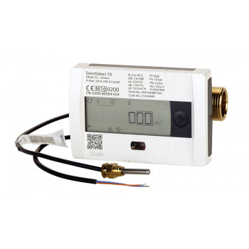 Теплосчетчик SonoSelect 10 Ду 25; 3,5; возврат 014U0156