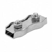 Зажим для троса из нержавеющей стали AISI 304 до 5 мм(ст.арт. 00ID8959F) 0202205