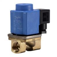 Клапан соленоидный EV251B с принудительным подъемом, c катушкой, Danfoss 032U538002