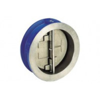 Обратный клапан двухстворчатый межфланцевый, тип NVD 805, Danfoss, Ду300 065B7513