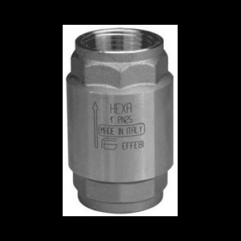 Клапан обратный Danfoss NRV EF Ду40 065B8228