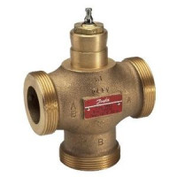 Клапан регулирующий VRB 3 с наружной резьбой, Danfoss, Ду15 065Z0151