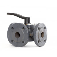 Клапан регулирующий Danfoss HFE 3; Ду 100 065Z0435