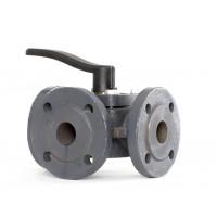 Клапан регулирующий Danfoss HFE 3; Ду 125 065Z0436