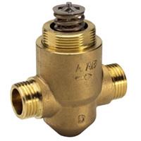 Клапан регулирующий Danfoss VZ 2; Ду 15; Kvs 1,0 065Z5313