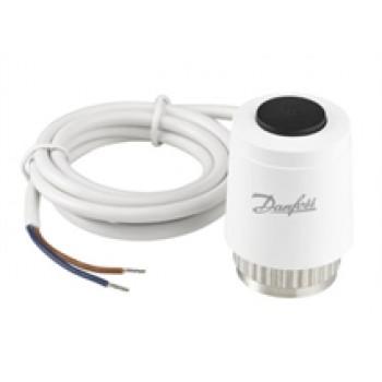 Термоэлектрический привод Danfoss ABN-A5; 24в; открытый 082F1151