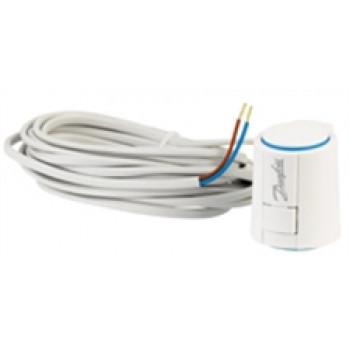 Термоэлектрический привод Danfoss ABNM; 6.5мм; Норм. закрытый с линейным регулированием 082F1164