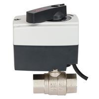 Клапан шаровой двухпозиционный Danfoss AMZ 112 ду15; 24V 082G5400
