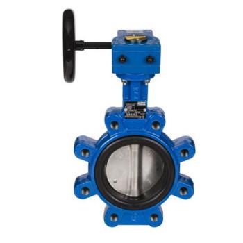 Дисковый затвор Danfoss VFY-LG (SYLAX) EPDM диск - чугун Тмакс = 130 °С Ду400 082X3070