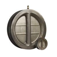 Обратный клапан двухстворчатый межфланцевый, тип Ридан-ЗОД, Danfoss, Ду300 082X4058