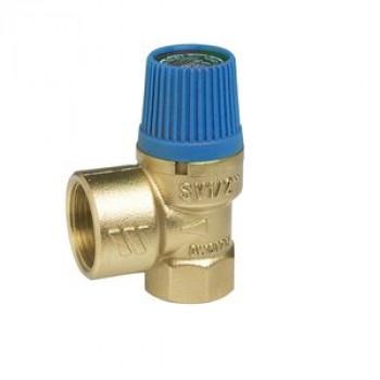 Клапан предохранительный SVW, Watts 10004769