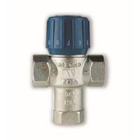 Термостатический смесительный клапан Aquamix, Watts, Ду20 10017420