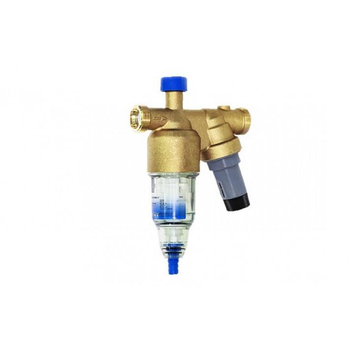 Фильтр механический Avanti-HWS 1 PN 16 с редуктором давления (ст.арт. 10172) 10172 / 887755E