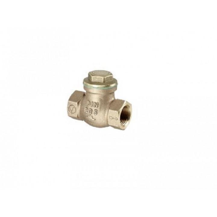 Обратный клапан с прямой врезкойДу25, 1 1075008