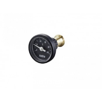 Термометр для переоборудования, цвет - антрацит, Ду 32 и 50 1077183