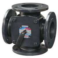 Клапан четырехходовой смесительный F, Esbe, Ду100 11102200