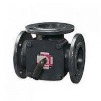 Клапан, 3F, смесительный, трёхходовой, DN-100, фланцевый 1110 12 00