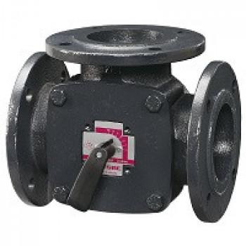 Клапан 3-ех ходовой, 3F125-280, Ду 125, Ру 6, Kvs=280 м3/ч 1110 14 00