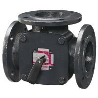 Клапан 3-ех ходовой , 3 F 150, Ду 150, Ру 6, Kvs=400 м3/ч 1110 16 00