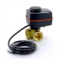Комплект: клапан серии VRG 130 и привод ARA серии 600, Esbe 13022400