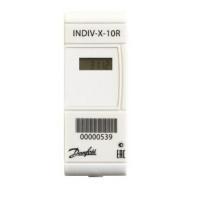 Распределитель тепла Danfoss INDIV X 10R 187F000100