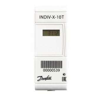 Распределитель тепла Danfoss INDIV X 10T 187F0071