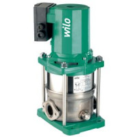 Насос многоступенчатый вертикальный MVIS 407-1/16/K/3-400-50-2 PN16 3х400В/50 Гц Wilo2009047