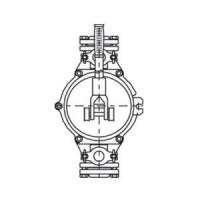 Ручной мембранный насос, Wilo 2060166