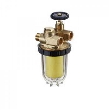 Фильтр жидкого топлива Oilpur для двухтрубных систем Ду10, G 3/8 (BP x HP) 2120403