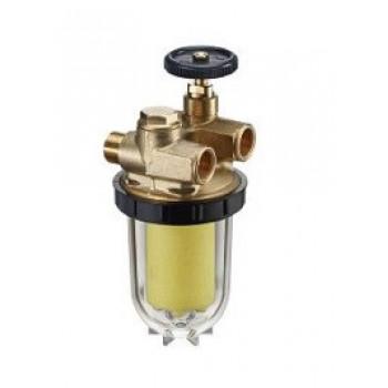 Фильтр жидкого топлива Oilpur, патрон Sisu (синтетический) 50-75, Ду10, 3/8 2120561