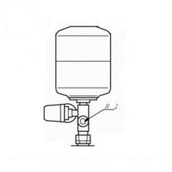 Комплект переключения по давлению WVA, Wilo 2502050