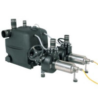 Напорная установка Wilo-DrainLift XXL 2509034