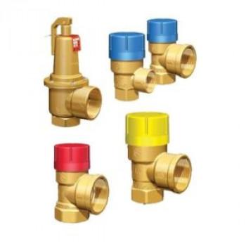 Клапаны предохранительные Prescor, Flamco 27112