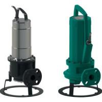 Погружной насос для отвода сточных вод с режущим механизмом Rexa CUT GI03.29/S-T15-2-540, Wilo 2780031