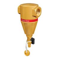 Сепаратор шлама, Flamco Clean 1, PN, бар-10, T°C -120 (ст.арт. FL 28031) 28031