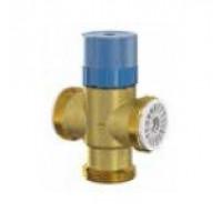 Термостатический смесительный клапан (с обратным клапаном) Flamcomix Mixing Valve 35-70 FS BFP DN15 (ст.арт. FL 28776) 28776