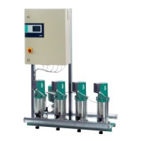 Установка повышения давления COR-2 MHI 403/SKw-EB-R Wilo2897306