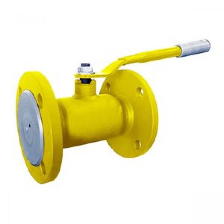 Кран шаровой сталь газ 11с67п Ду 15 Ру40 фл Titan2ЦФ.00.1.040.015