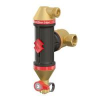 Сепаратор воздуха и грязи Flamcovent Clean Smart 1 1/4 (ст.арт. FL 30044) 30044