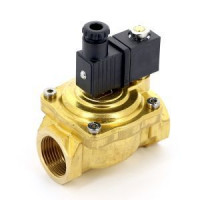 Клапан соленоидный H1001, 220 В для воды и воздуха, Emmeti,306210, 0,3-10 бар 306210